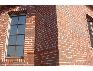 Виды клинкерного кирпича для фасадов.