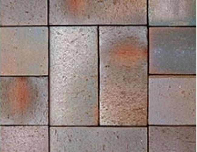 Тротуарный клинер (брусчатка) Roben ALTONA, сине-коричневый