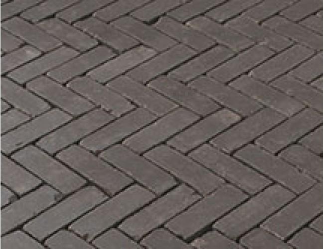 Тротуарный клинкер (брусчатка) CRH Terra Carbona Antica