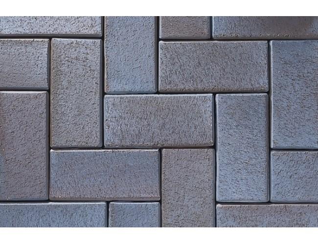 Тротуарный клинкер (брусчатка) АВС Mitternachtsblau