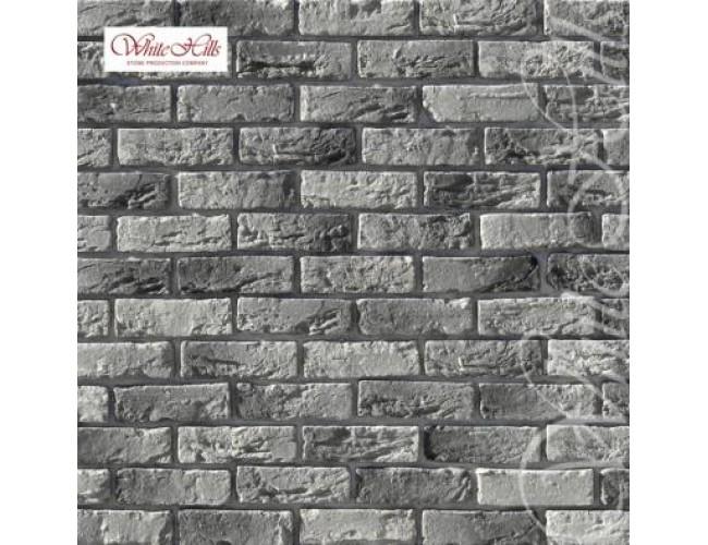 Декоративная плитка под кирпич White Hills, Бремен Брик 307-80