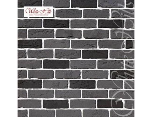 Декоративная плитка под кирпич White Hills, Бремен Брик 308-80 R