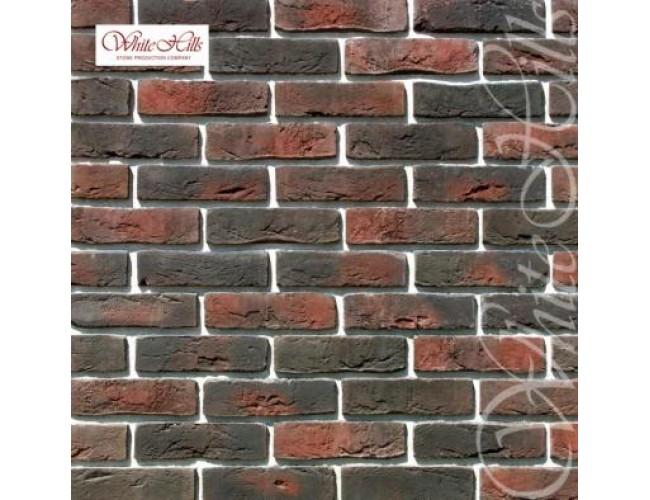 Декоративная плитка под кирпич White Hills, Лондон Брик 301-40