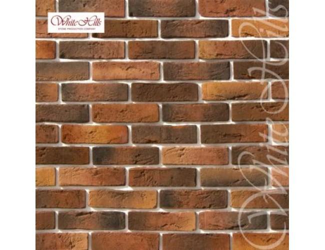 Декоративная плитка под кирпич White Hills, Лондон Брик 303-70