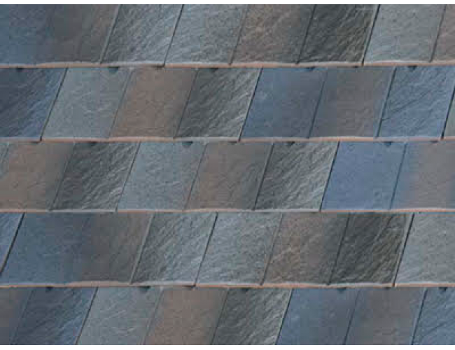 Керамическая черепица LA ESCANDELLA VISUM 3, Idella grey klinker