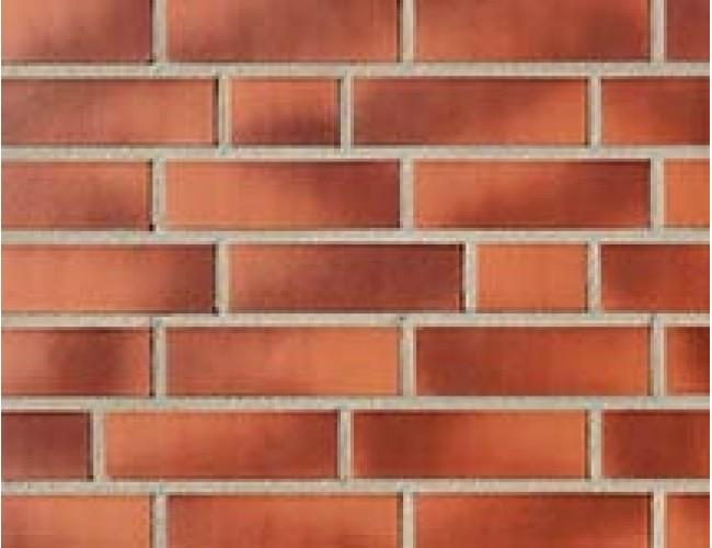 Клинкерный кирпич Roben DARWIN красно-коричневый