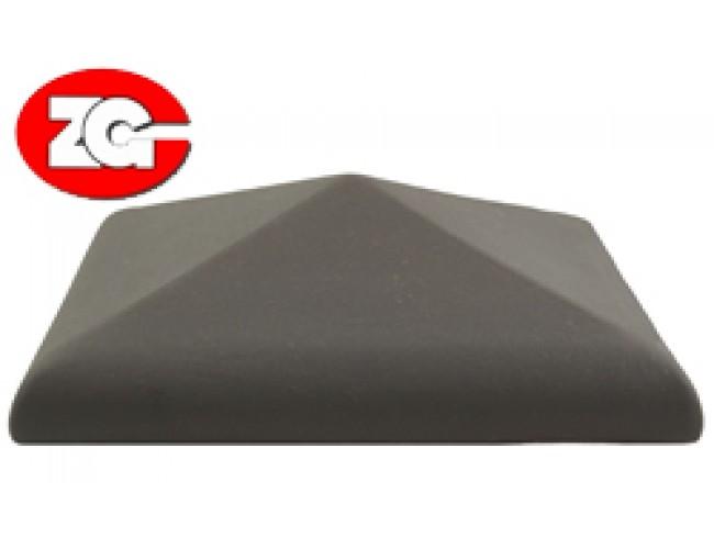 Клинкерный колпак для столба ZG Klinker, графит
