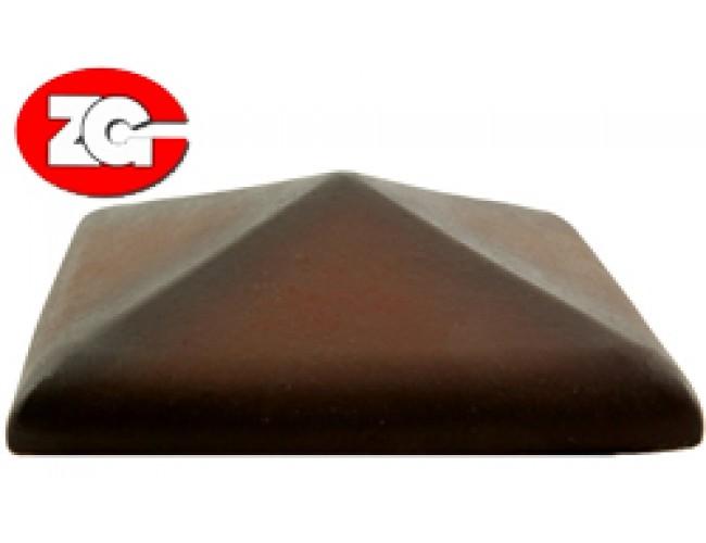 Клинкерный колпак для столба ZG Klinker, ольха