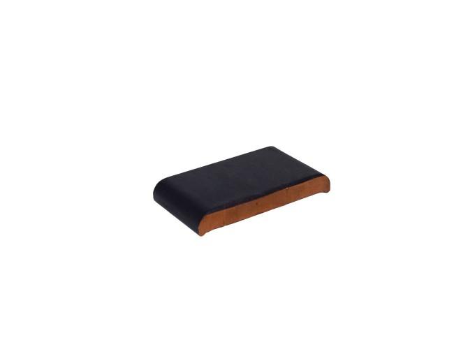 Парапетная клинкерная плитка ZG Klinker, КР20 графит