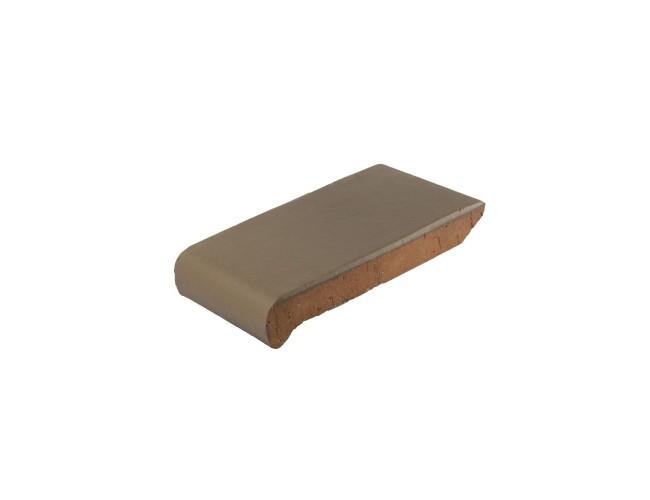 Клинкерный подоконник ZG Klinker, ОК18 коричневый