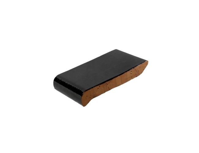 Клинкерный подоконник ZG Klinker, ОК18 темно-коричневый