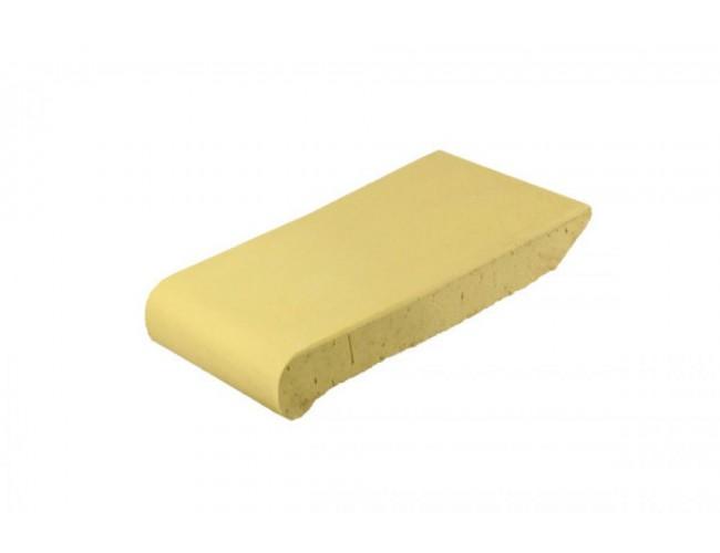 Клинкерный подоконник ZG Klinker, ОК18 желтый