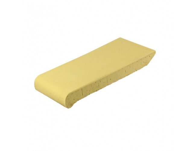 Клинкерный подоконник ZG Klinker, ОК23 желтый
