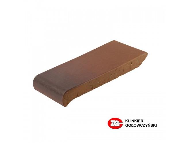 Клинкерный подоконник ZG Klinker, ОК28 каштановый