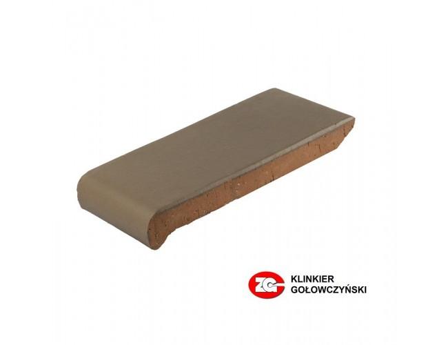 Клинкерный подоконник ZG Klinker, ОК30 коричневый