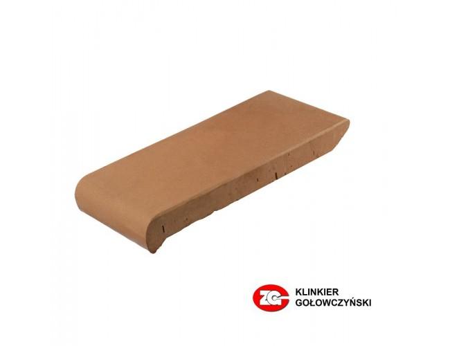 Клинкерный подоконник ZG Klinker, ОК30 красный