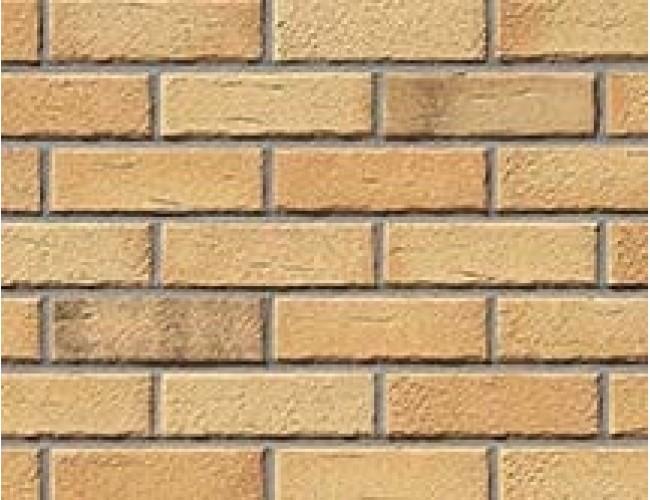 Клинкерная плитка под кирпич Roben Aarhus, gelb-bunt carbon