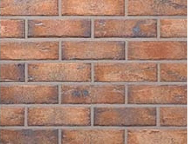 Клинкерная плитка под кирпич Roben MANUS JAVA carbon