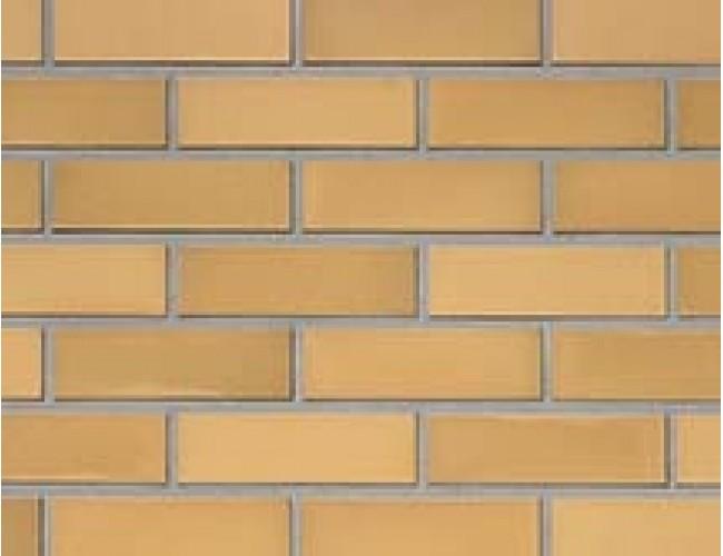 Клинкерная плитка под кирпич Roben RIMINI, gelb-bunt glatt