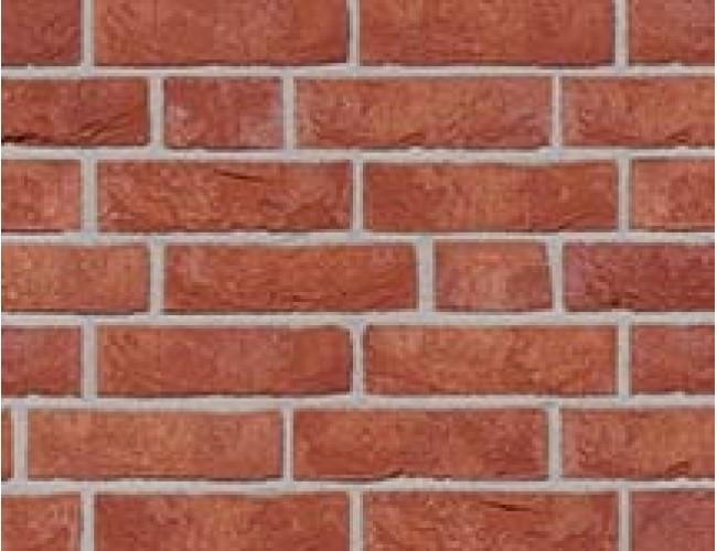 Клинкерная плитка под кирпич ручной формовки Roben FORMBACK rot-braun, красно-коричневый