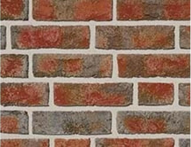Клинкерная плитка под кирпич ручной формовки Roben FORMBACK buntgeflammt, пестрый огненный