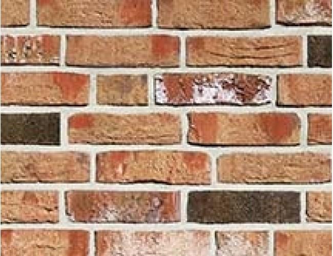 Клинкерная плитка под кирпич ручной формовки Roben MOORBRAND torf-bunt, торфяной пестрый
