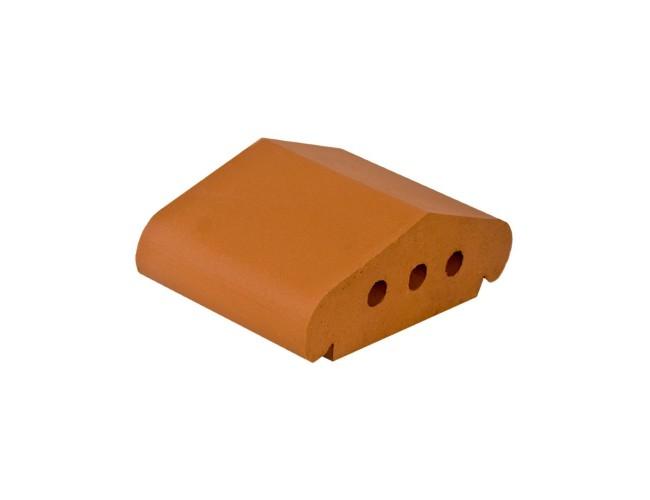 Профильный клинкерный кирпич ZG Klinker К12, красный