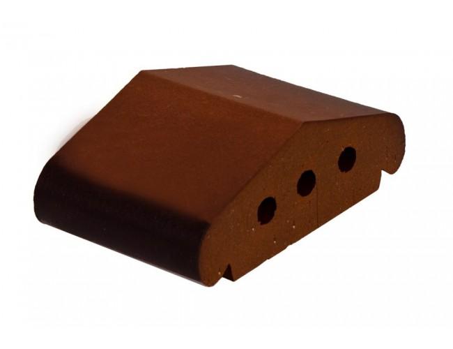 Профильный клинкерный кирпич ZG Klinker К12, ольха